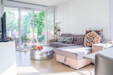 Appartement T3 Lyon-9eme-Arrondissement 57m² - 1