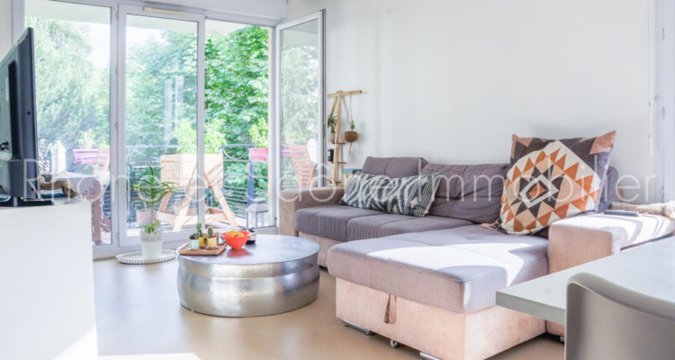 Appartement T3 Lyon-9eme-Arrondissement 57m² - Lyon-9eme-Arrondissement (69009)