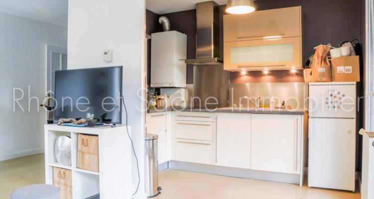Appartement T3 Lyon-9eme-Arrondissement 57m² - Lyon-9eme-Arrondissement (69009) - 2
