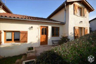 Maison Montmerle-sur-Saône 126m² - 1