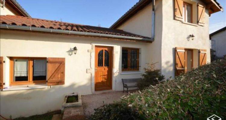 Maison Montmerle-sur-Saône 126m² - Montmerle-sur-Saône (01090)