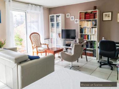 Appartement T3 Lyon-9eme-Arrondissement 70m² - 1