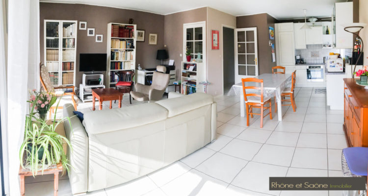 Appartement T3 Lyon-9eme-Arrondissement 70m² - Lyon-9eme-Arrondissement (69009) - 2