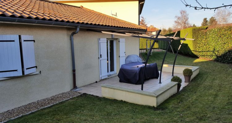 Maison Parcieux 170m² - Parcieux (01600) - 11