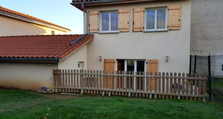 Maison Rancé 90m² - Rancé (01390)