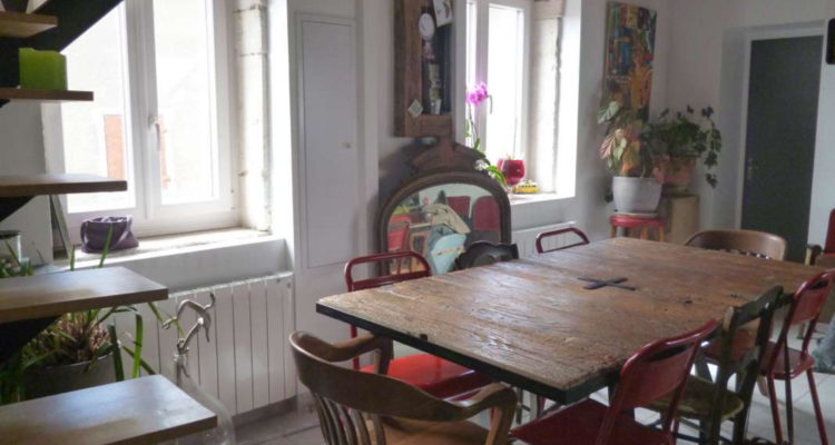 Appartement T3 Messimy-sur-Saone 72m² - Messimy-sur-Saone (01480)
