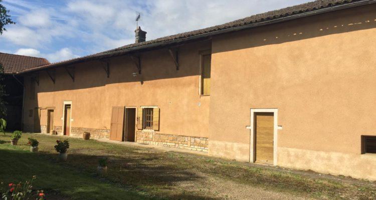 Maison Fareins 100m² - Fareins (01480)