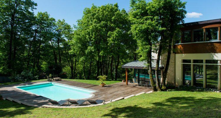 Maison Crépieux-la-Pape 350m² - Crépieux-la-Pape (69140)