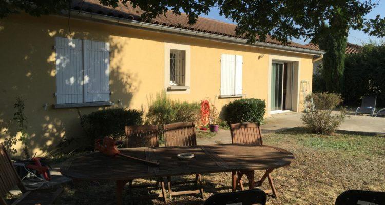 Maison Montmerle-sur-Saône 90m² - Montmerle-sur-Saône (01090)