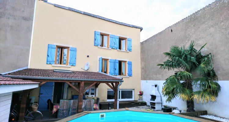 Maison 96m² sur 198m² de terrain - Villefranche-sur-Saône (69400)