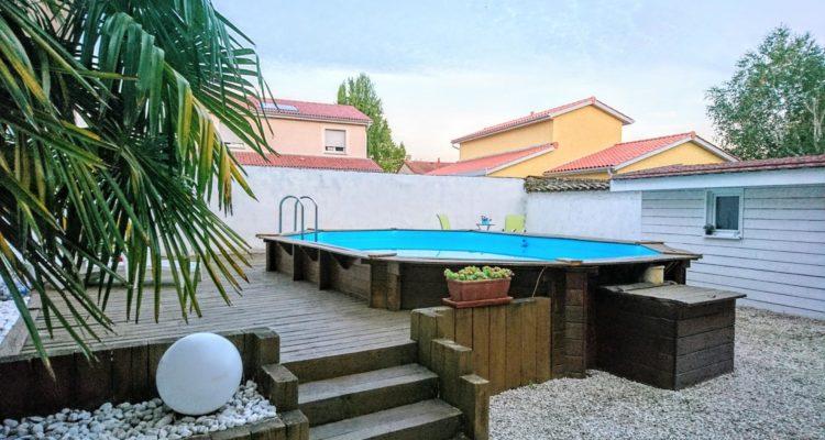 Maison 96m² sur 198m² de terrain - Villefranche-sur-Saône (69400) - 8