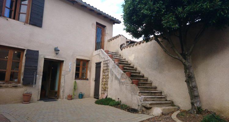 Maison 160m² sur 160m² de terrain - Saint-Georges-de-Reneins (69830)