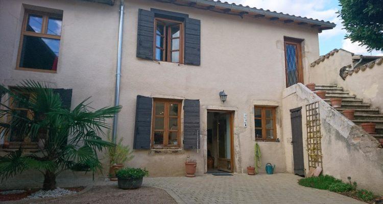 Maison 160m² sur 160m² de terrain - Saint-Georges-de-Reneins (69830) - 11