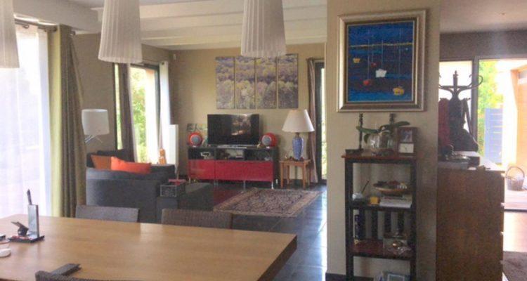 Maison 143m² sur 736m² de terrain - Millery (69390) - 3