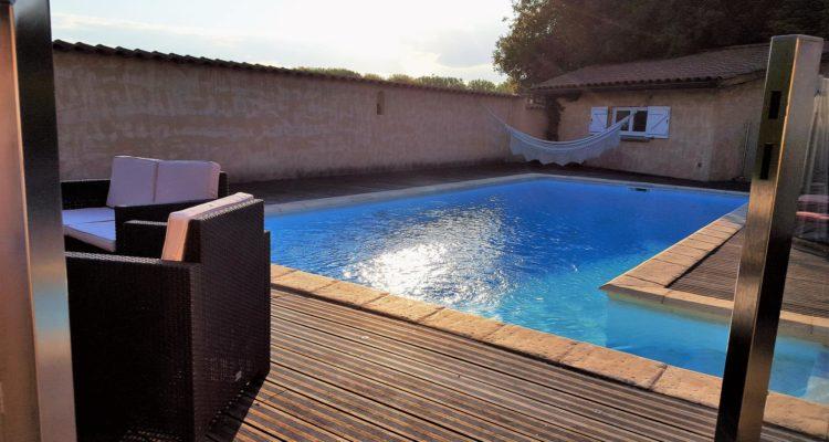 Maison 160m² sur 1580m² de terrain - Massieux (01600)