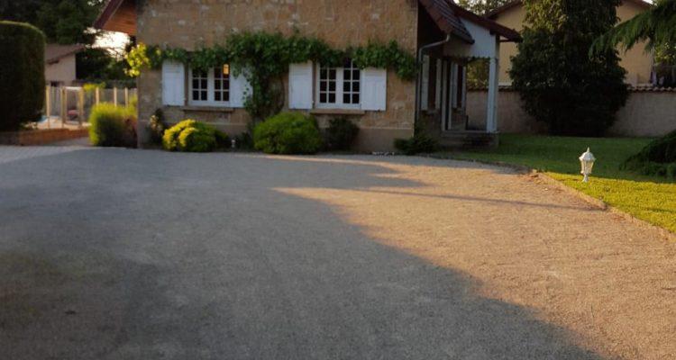 Maison 160m² sur 1580m² de terrain - Massieux (01600) - 1