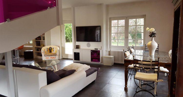 Maison 160m² sur 1580m² de terrain - Massieux (01600) - 2