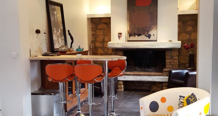 Maison 160m² sur 1580m² de terrain - Massieux (01600) - 3