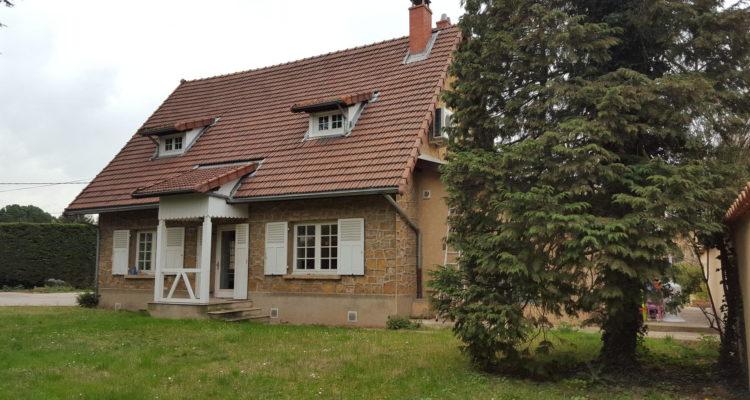 Maison 160m² sur 1580m² de terrain - Massieux (01600) - 4