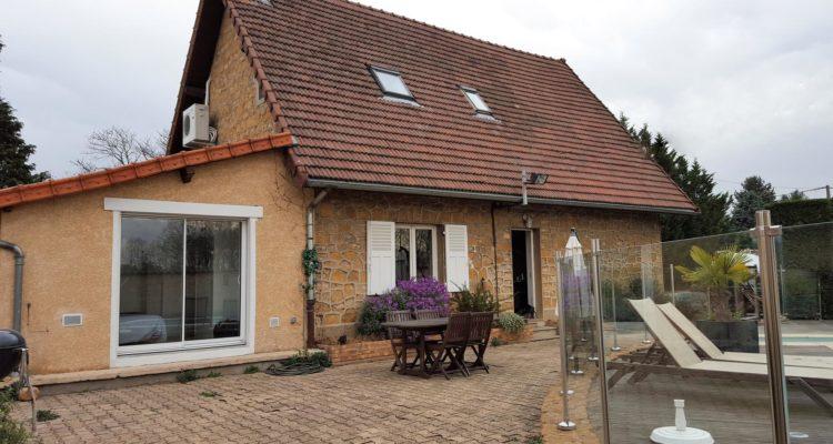 Maison 160m² sur 1580m² de terrain - Massieux (01600) - 5