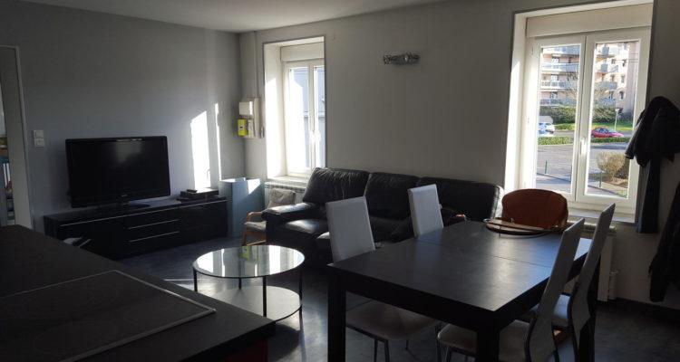 Appartement T3 57m² - Sathonay-Camp (69580) - 1
