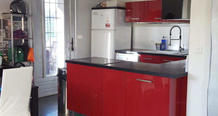 Appartement T3 57m² - Sathonay-Camp (69580) - 7