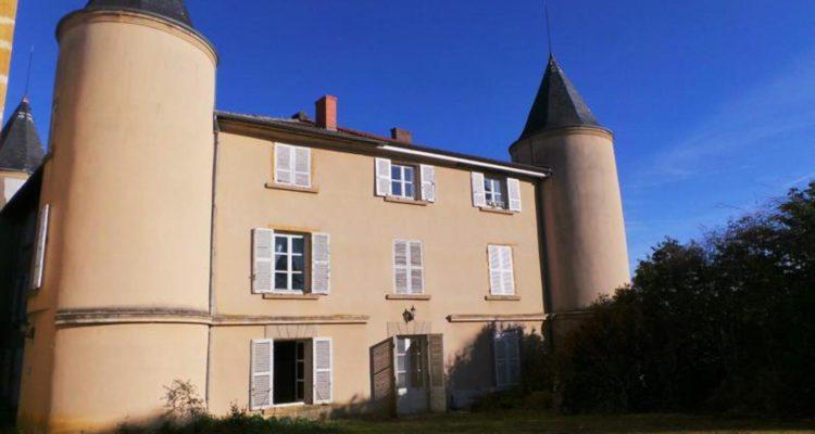 Maison 500m² sur 1900m² de terrain - Fleurieux-sur-l'Arbresle (69210)