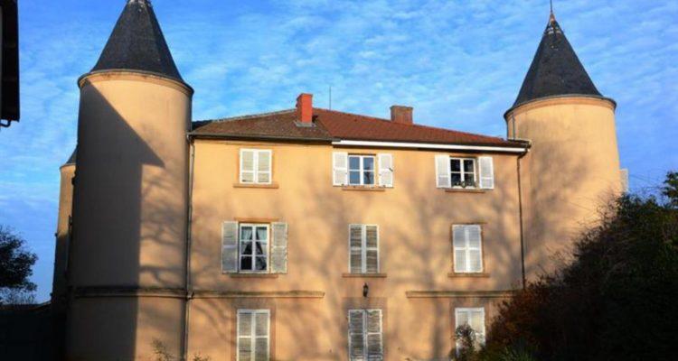 Maison 500m² sur 1900m² de terrain - Fleurieux-sur-l'Arbresle (69210) - 1