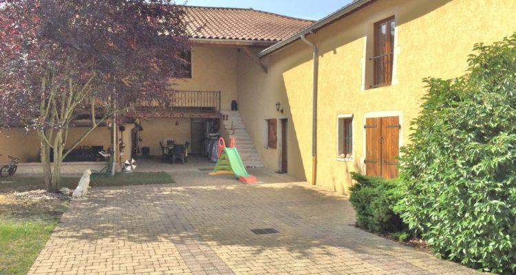 Maison 241m² sur 841m² de terrain - Toussieux (01600)