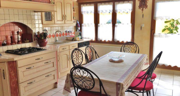 Maison 241m² sur 841m² de terrain - Toussieux (01600) - 12