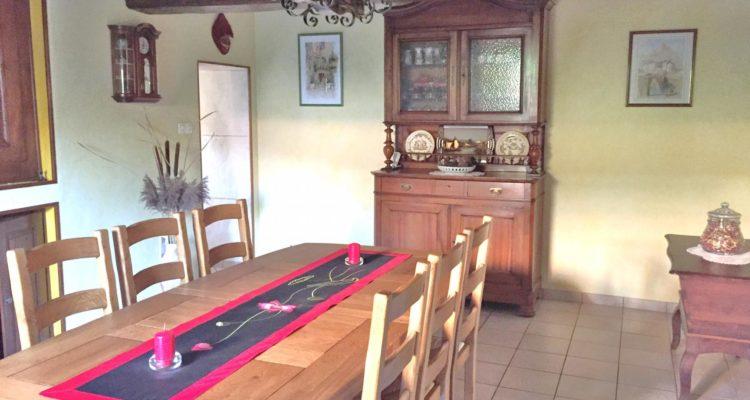 Maison 241m² sur 841m² de terrain - Toussieux (01600) - 13