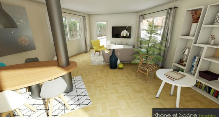 Appartement T5 123m² - Oullins (69600)