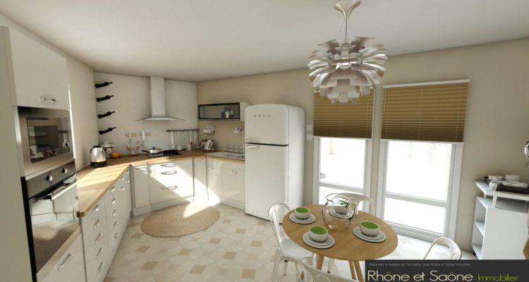 Appartement T5 123m² - Oullins (69600) - 4