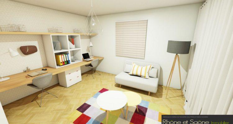 Appartement T5 123m² - Oullins (69600) - 7