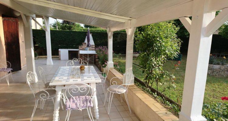Maison 124m² sur 999m² de terrain - Saint-Jean-d'Ardières (69220) - 1