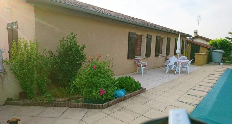 Maison 124m² sur 999m² de terrain - Saint-Jean-d'Ardières (69220) - 2