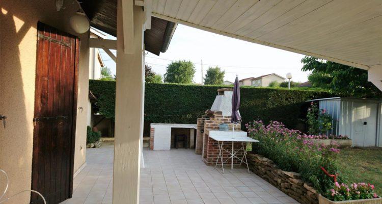 Maison 124m² sur 999m² de terrain - Saint-Jean-d'Ardières (69220) - 6