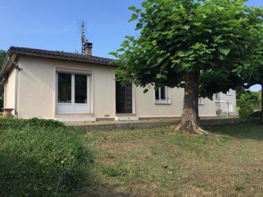 Maison 91m² sur 1018m² de terrain - 1