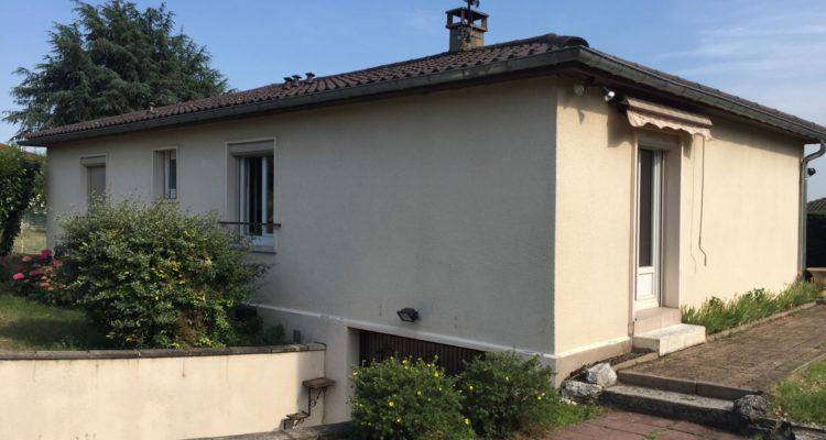 Maison 91m² sur 1018m² de terrain - Montmerle-sur-Saône (01090) - 12