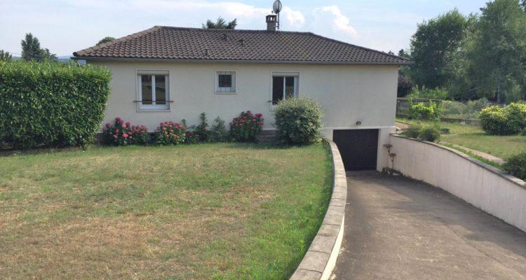 Maison 91m² sur 1018m² de terrain - Montmerle-sur-Saône (01090) - 5