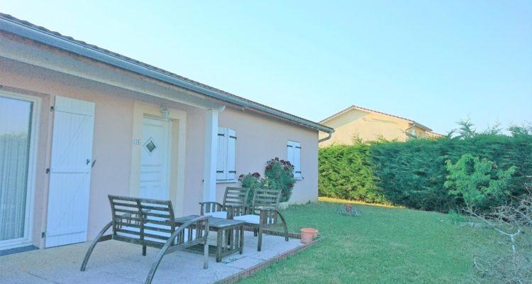 Maison 128m² sur 800m² de terrain - Belleville (69220)