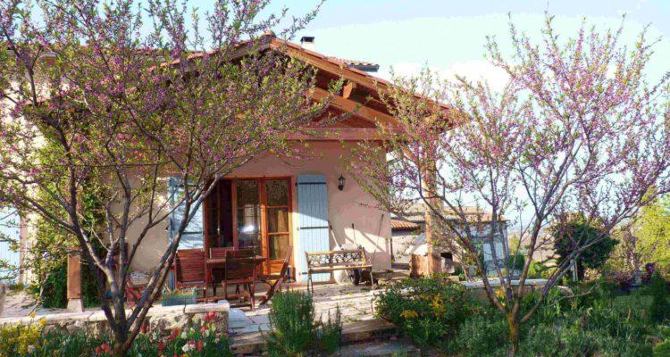 Maison 183m² sur 1300m² de terrain - Arbuissonnas (69460)