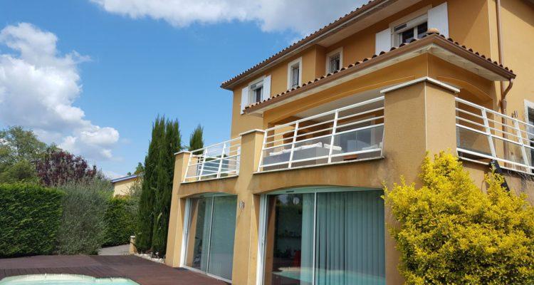 Maison 207m² sur 900m² de terrain - Fontaines-sur-Saône (69270)