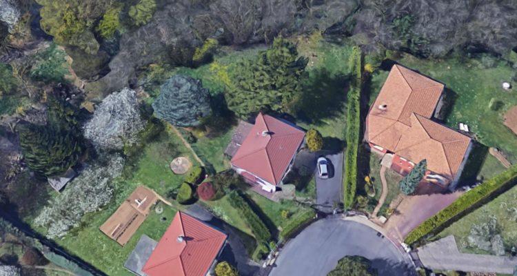 Maison 134m² sur 2350m² de terrain - Brignais (69530)