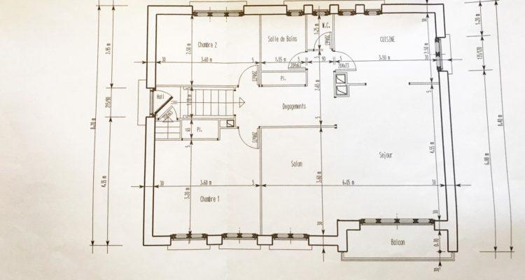 Maison 134m² sur 2350m² de terrain - Brignais (69530) - 6