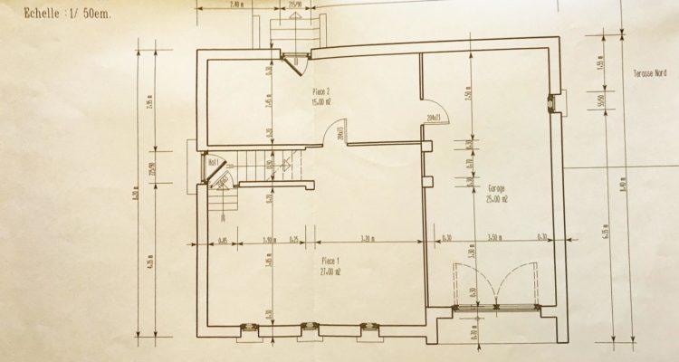 Maison 134m² sur 2350m² de terrain - Brignais (69530) - 7