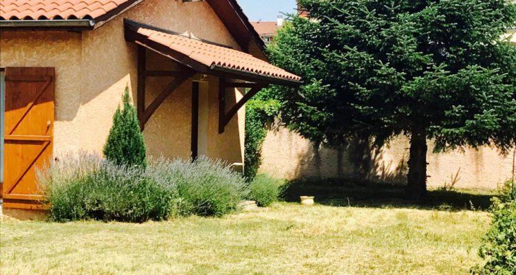Maison 80m² sur 1000m² de terrain - Décines-Charpieu (69150) - 1