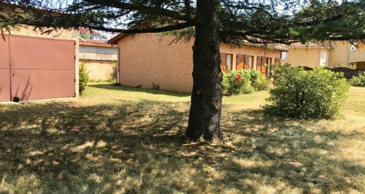 Maison 80m² sur 1000m² de terrain - Décines-Charpieu (69150) - 4