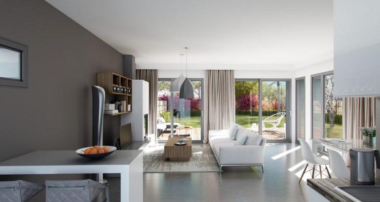 Maison 140m² sur 441m² de terrain - Sainte-Foy-Lès-Lyon (69110) - 1