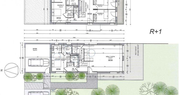 Maison 140m² sur 441m² de terrain - Sainte-Foy-Lès-Lyon (69110) - 2